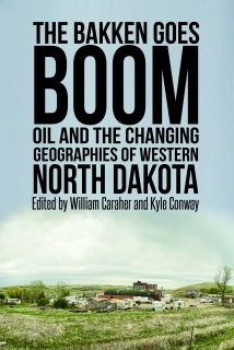 Bakken Goes Boom Front Cover