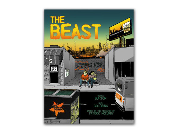 Thebeast cover